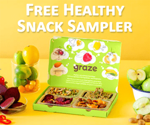Free Healthy Snack Sampler