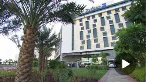 Radisson Blu Hotel Commercial