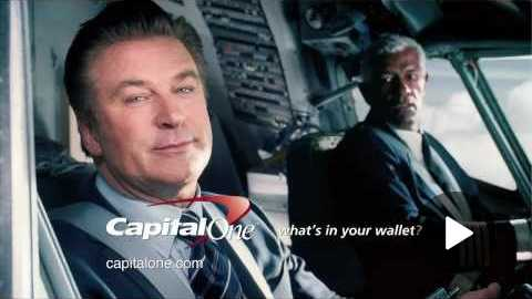 Capital One Venture Card Commercial 'Airport'