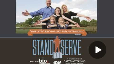 Stand And Serve - The Real Story Behind One of Georgia's Most Well Known Lawyers