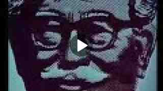 1967 Scary Kentucky Fried Chicken Commercial Lie Detector full)