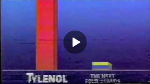 Comercial Tylenol 1982