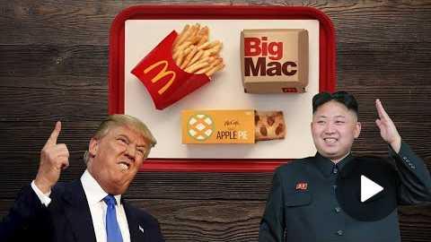 McDonald's Super Bowl Commercial 2020 Parody Ad Leaders Orders