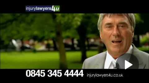 Injury Lawyers 4 u - 'Unreal' - Commercial Bill Murray