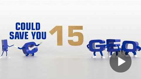 15/15 - GEICO Logo Littles