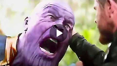 AVENGERS INFINITY WAR Blu-Ray Trailer (NEW 2018)
