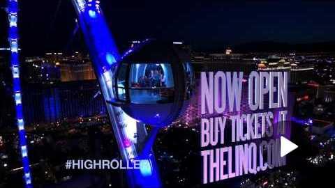 High Roller Las Vegas TV Commercial