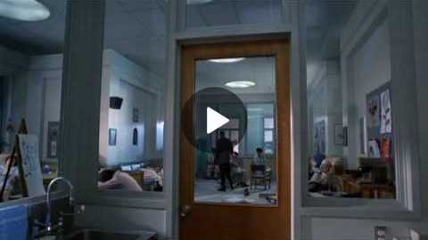 Exorcist III the creepy hospital scene