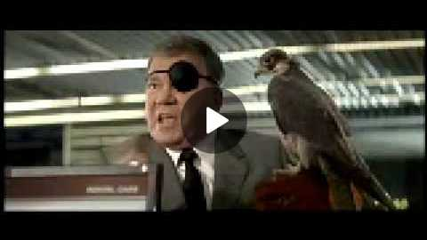 E1 Priceline Falcon TV Spot