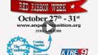 Drug Free All Star Red Ribbon PSA