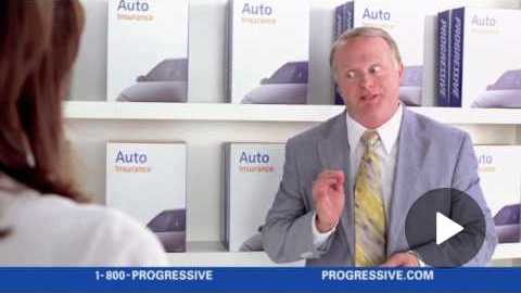 Progressive Insurance 'Office Party!' Commercial