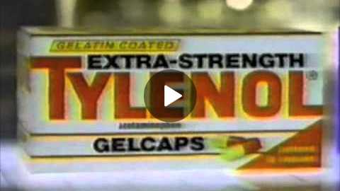 Tylenol commercial - 1990
