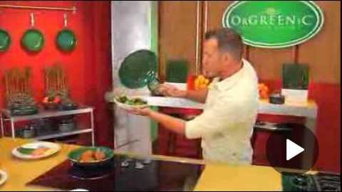 OrGreenic Cookware Official As Seen On TV Commercial