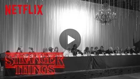 Stranger Things 3 | Now In Production | Netflix