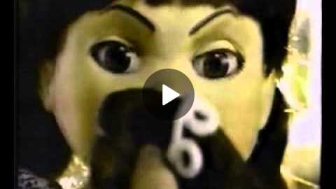Hostess Cupcakes: evil doll (1998)