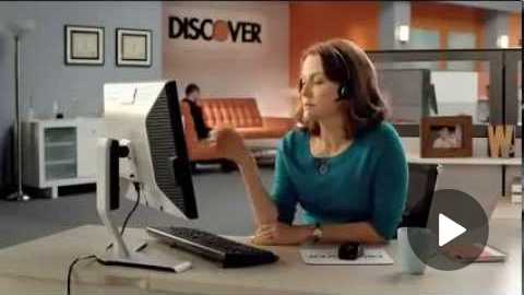 Funny Discover Card TV Commercial