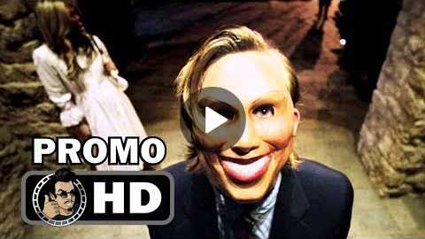 THE PURGE Official Promo Trailer (HD) USA Network Horror Series
