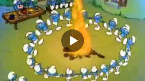 Unicef - The Smurfs.flv