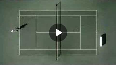 Andy Roddick vs. Pong: American Express Commercial
