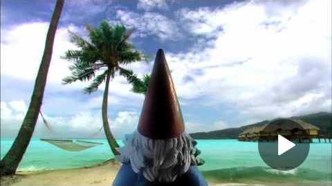 Travelocity Gnome commercial Jan/2010 tarirarirari ti tuuuuuu......
