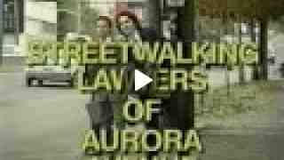 The Streetwalking Lawyers Of Aurora Avenue - Almost Live