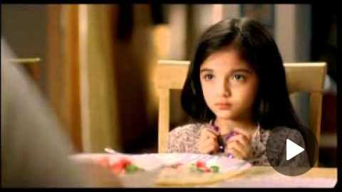 Cadbury India AD with cute girl