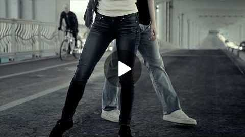Levis Ballet Commercial - Stretch Jeans Korea - Full Version
