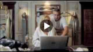 DnB NOR Clooney ad