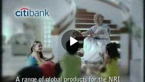 Citibank NRI Business TVC