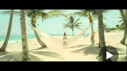Travelocity TV Commercial, Hammock