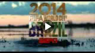 2014 FIFA World Cup Brasil Commercial by ESPN - The World Cup Comes Home
