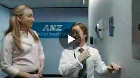 ANZ Credit Cards TV commercial