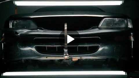 'Luxury Defined' - The 1996 Maxima GLE Sport Sedan