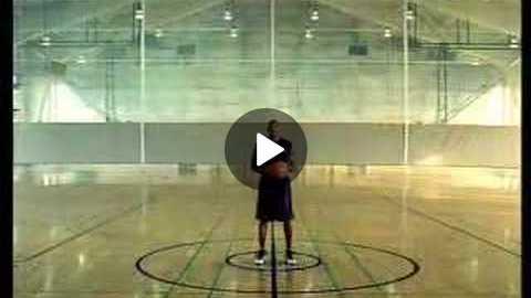 Michael Jordan 'Heart' Nike Commercial