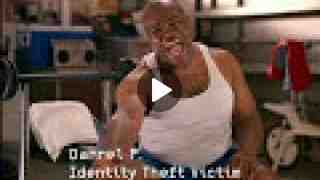 Citibank Identity Theft commercial - Darrel P.