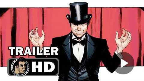 THE MAGIC ORDER Official Trailer (HD) Mark Millar Comic Book Series