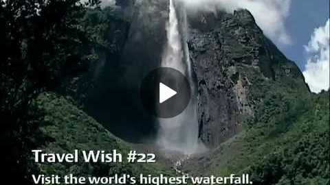 Travelocity 'Angel Falls'