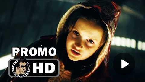 NIGHTFLYERS Official Promo Trailer (HD) George R.R. Martin Syfy Series