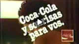 Coca Cola 1982