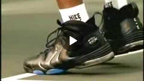 Nike Penny III Ad