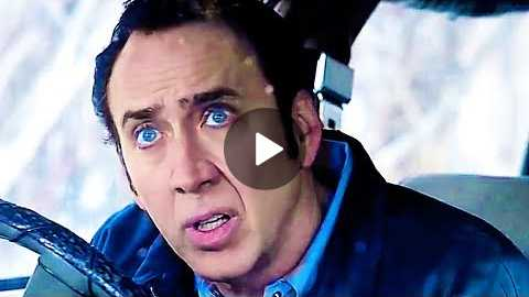 THE HUMANITY BUREAU Official Trailer (Nicolas Cage, 2018)