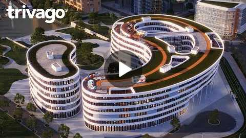 trivago unveils new global campus - and it's pretty rad