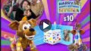 Harry The Happy Birthday Hyena As Seen On TV Commercial Harry The Happy Birthday Hyena Talking Dog