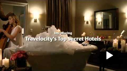 Travelocity Bubble Bath