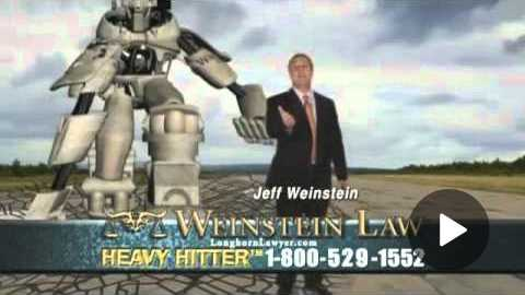 Jeff Weinstein - The Heavy Hitter - Transformer