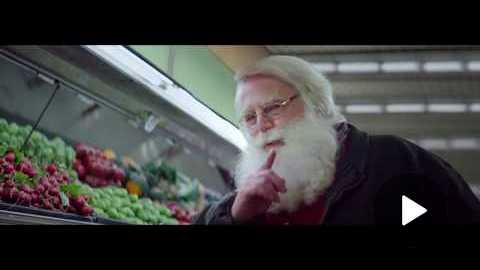 Meijer Santa Claus Commercial 2016