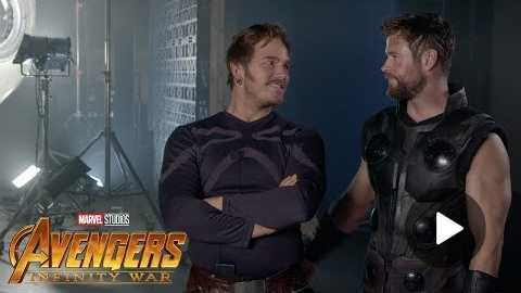 Marvel Studios' Avengers: Infinity War - 'Family' Featurette