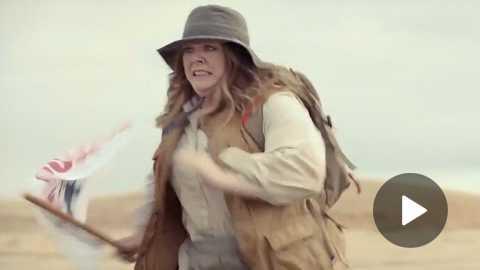 2017 Kia Niro Super Bowl Commercial Melissa McCarthy Big Game Teaser Run