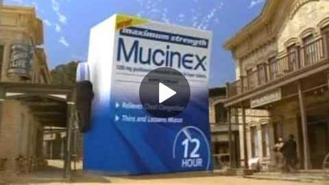 Mucinex Sheriff AdForum com