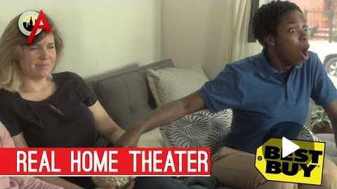 Best Buy Real Home Theater Experience ft. Sasheer Zamata